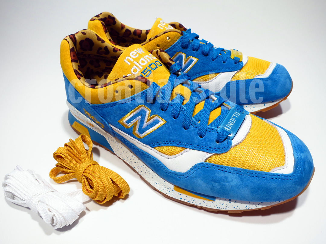 New-Balance-UNDEFEATED-COLETTE-LAMJC-undftd-1500-LEOPARD-Blue-Yellow-CM1500XU